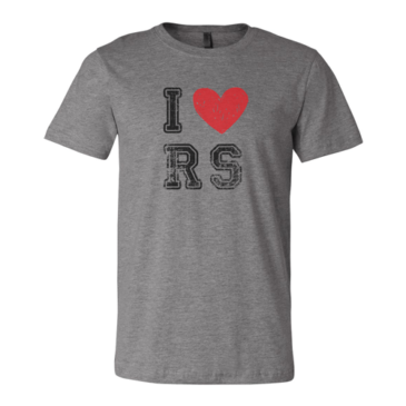 I (Heart) RS Graphic Tee